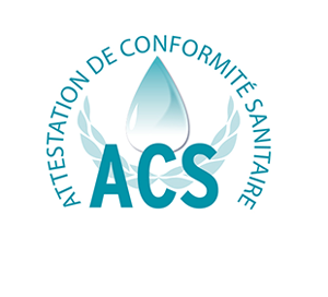 L'attestation de conformité sanitaire confirme que boire de l'eau adoucie est sans risque